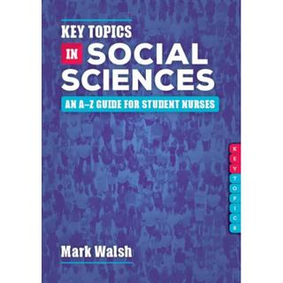 Key Topics in Social Sciences: An A-Z guide for student... (Bog, Paperback / softback)