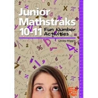 Junior Mathstraks: Fun Number Activities (Bog, Paperback / softback)