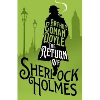 The Return of Sherlock Holmes (Bog, Paperback / softback)