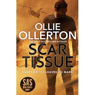 Scar Tissue: The Debut Thriller from the No.1... (Bog, Hardback)