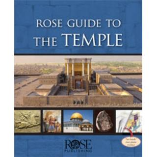 Rose Guide to the Temple (Bog, Spiral bound)