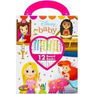 Disney Baby Disney Princess Mfl (Bog, Book)