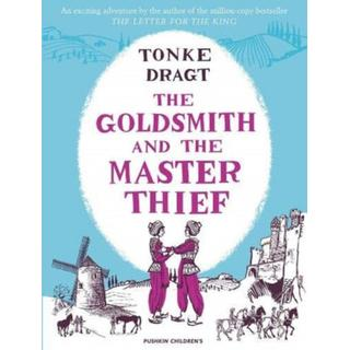 The Goldsmith and the Master Thief (Bog, Paperback / softback)