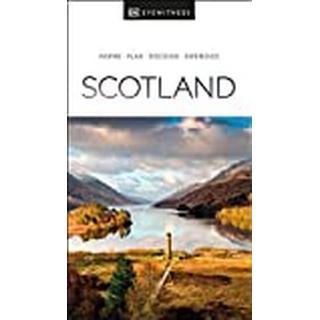 DK Eyewitness Scotland (Bog, Paperback / softback)