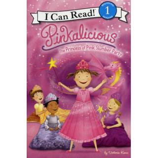 Pinkalicious: The Princess of Pink Slumber Party (Bog, Paperback / softback)
