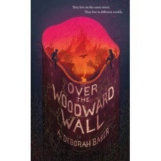 Over the Woodward Wall (Bog, Hardback)