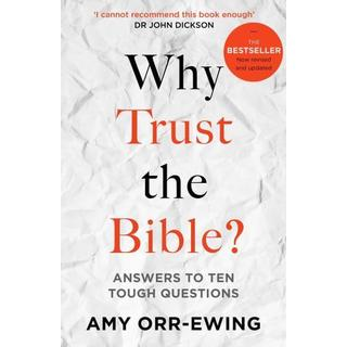 WHY TRUST THE BIBLE (Bog, Paperback)