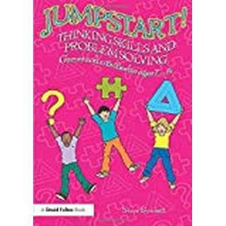 Jumpstart! Thinking Skills and Problem Solving: Games... (Bog, Paperback / softback)