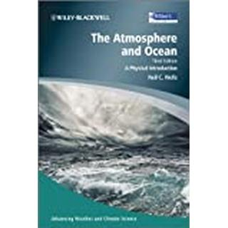 The Atmosphere and Ocean: A Physical Introduction (Bog, Paperback / softback)