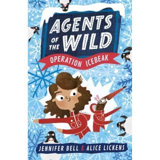 Agents of the Wild 2: Operation Icebeak (Bog, Paperback / softback)