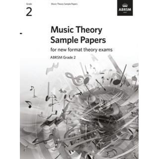 Music Theory Sample Papers - Grade 2 (Bog, Book)