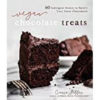 Vegan Chocolate Treats: 60 Indulgent Sweets to Satisfy... (Bog, Paperback / softback)