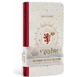 Harry Potter: Gryffindor Constellation Sewn Notebook... (Bog, Paperback / softback)