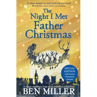 The Night I Met Father Christmas: THE Christmas classic... (Bog, Paperback / softback)