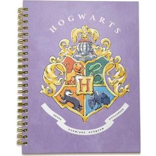 Harry Potter Spiral Notebook (Bog, Hardback)