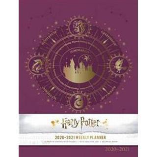 Harry Potter 2020-2021 Weekly Planner (Bog, Hardback)