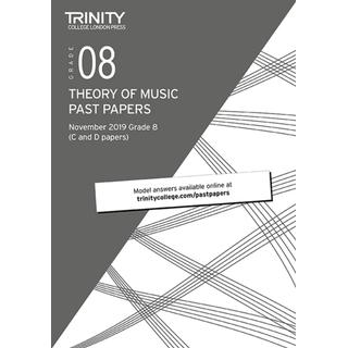 Theory Past Papers November 2019 - Grade 8 (Bog, Book)
