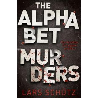 The Alphabet Murders: A chilling serial killer thriller (Bog, Paperback / softback)