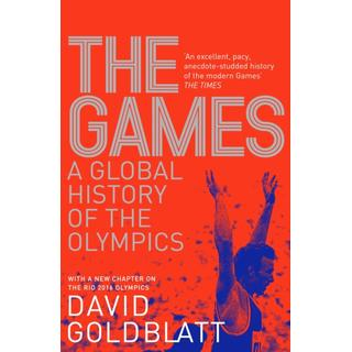The Games: A Global History of the Olympics (Bog, Paperback / softback)