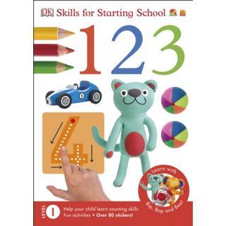 1,2,3 (Bog, Paperback / softback)