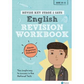 Revise Key Stage 2 SATs English Revision Workbook -... (Bog, Paperback / softback)