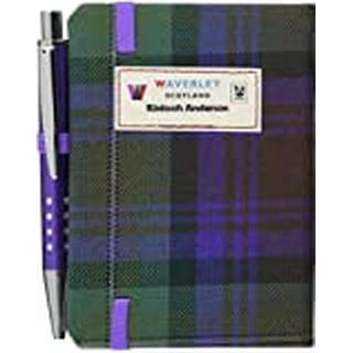 The Skye Boat Song Tartan Notebook (mini with pen) (Bog, Hardback)