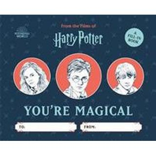 Harry Potter: You're Magical: A Fill-In Book (Bog, Hardback)