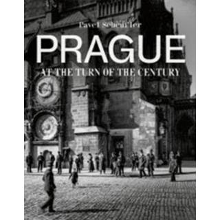 Prague at the Turn of the Century (Bog, Hardback)