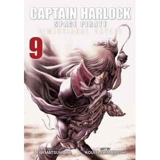 Captain Harlock: Dimensional Voyage Vol. 9 (Bog, Paperback / softback)