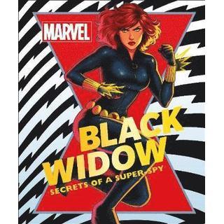 Marvel Black Widow: Secrets of a Super-spy (Bog, Hardback)