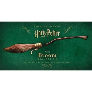 Harry Potter - The Broom Collection and Other Artefacts... (Bog, Hardback)
