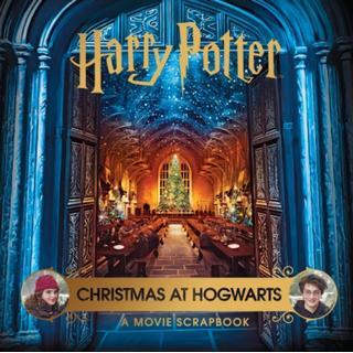 Harry Potter - Christmas at Hogwarts: A Movie Scrapbook (Bog, Hardback)