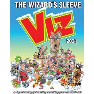 Viz Annual 2021: The Wizard's Sleeve: A Rousing Blast... (Bog, Hardback)