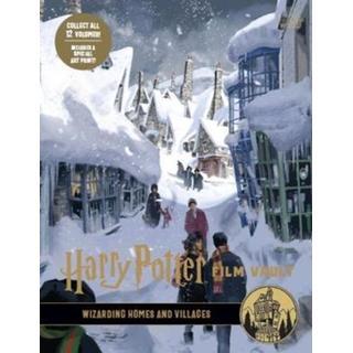 Harry Potter: The Film Vault - Volume 10: Wizarding... (Bog, Hardback)