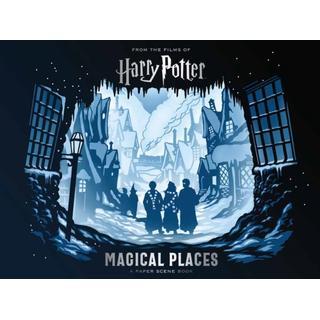 Harry Potter: Magical Places: A Paper Scene Book (Bog, Hardback)