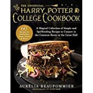 The Unofficial Harry Potter College Cookbook: A Magical... (Bog, Hardback)