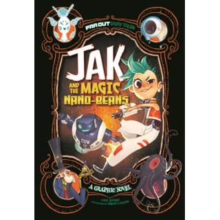 Jak and the Magic Nano-beans: A Graphic Novel (Bog, Paperback / softback)