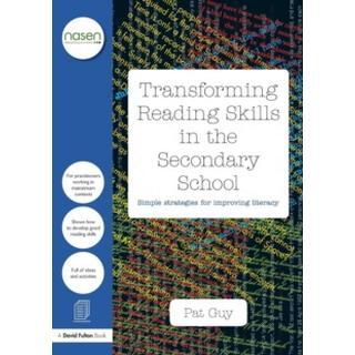 Transforming Reading Skills in the Secondary School:... (Bog, Paperback / softback)