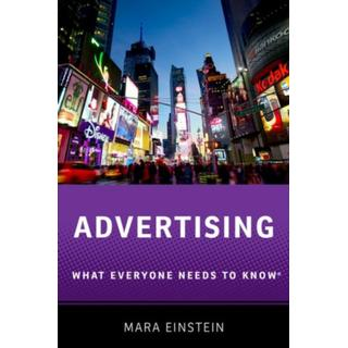 Advertising: What Everyone Needs to Know (R) (Bog, Paperback / softback)