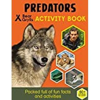 Bear Grylls Sticker Activity: Predators (Bog, Paperback / softback)
