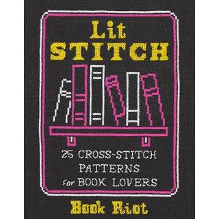 Lit Stitch: 25 Cross-Stitch Patterns for Book Lovers (Bog, Paperback / softback)