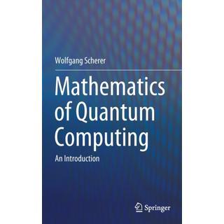 Mathematics of Quantum Computing: An Introduction (Bog, Hardback)