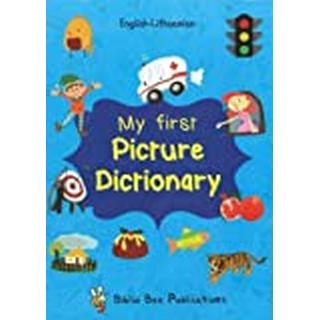 My First Picture Dictionary English-Lithuanian: Over... (Bog, Paperback / softback)