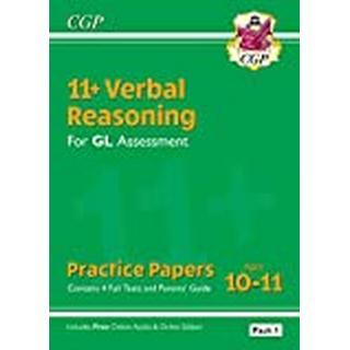 11+ GL Verbal Reasoning Practice Papers: Ages 10-11 -... (Bog, Paperback / softback)