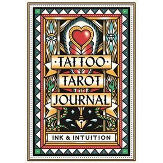 Tattoo Tarot Journal (Bog, Notebook / blank book)