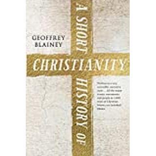A Short History of Christianity (Bog, Paperback / softback)