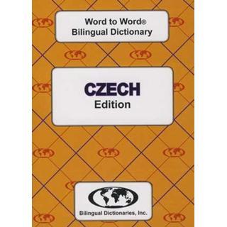 English-Czech & Czech-English Word-to-Word Dictionary (Bog, Paperback / softback)