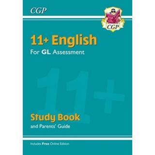 11+ GL English Study Book (with Parents' Guide & Online... (Bog, Paperback / softback)