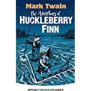 The Adventures of Huckleberry Finn (Bog, Paperback / softback)