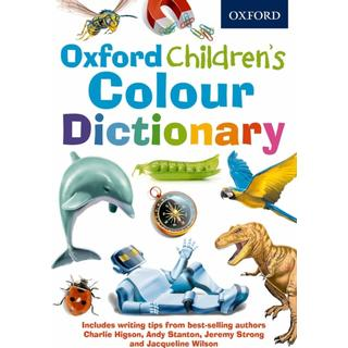 Oxford Children's Colour Dictionary (Bog, Mixed media product)